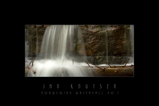 Norwegian Waterfall No. 1 by Photographer Jan Knutsen