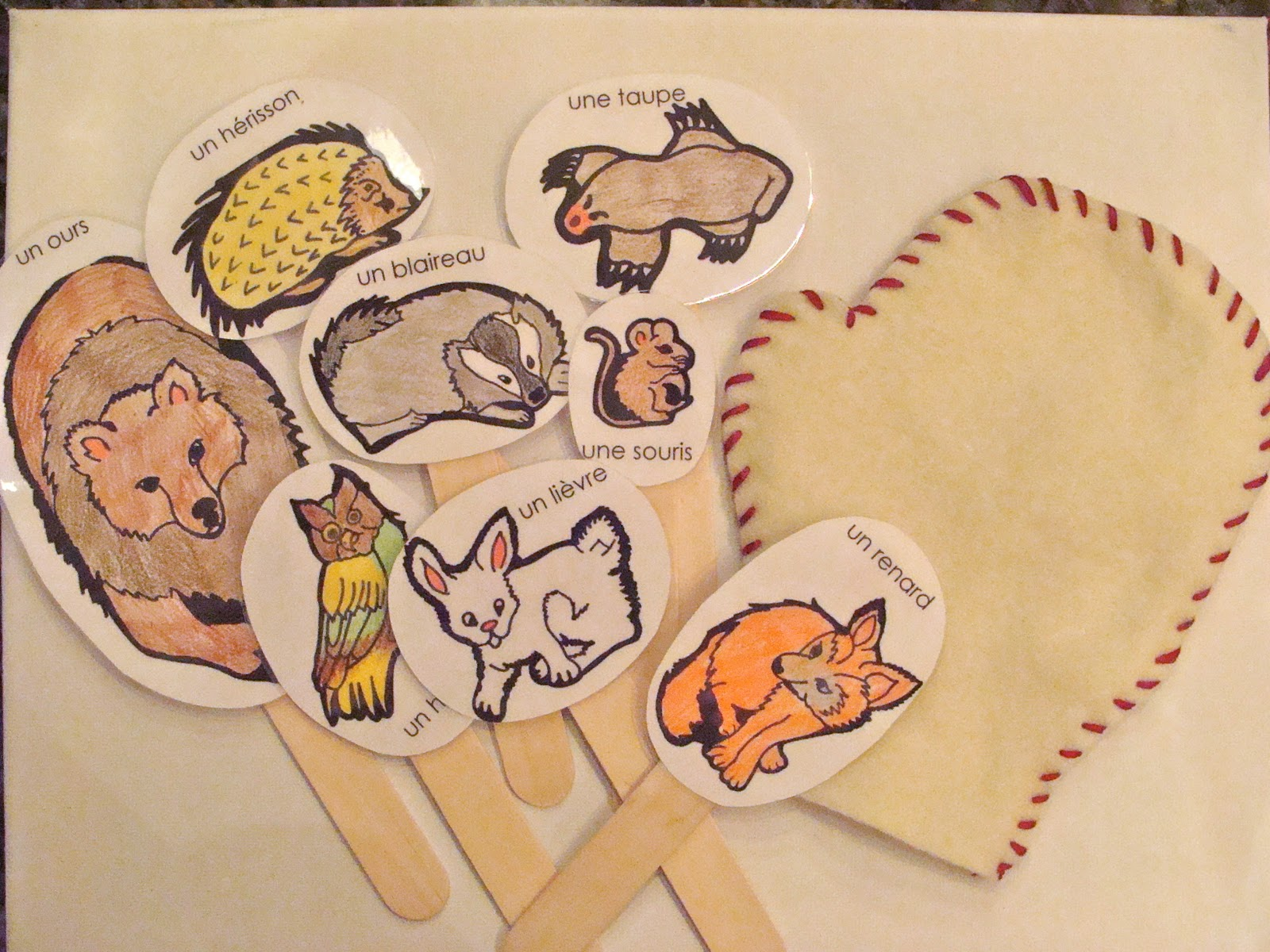 The Mitten Sequencing