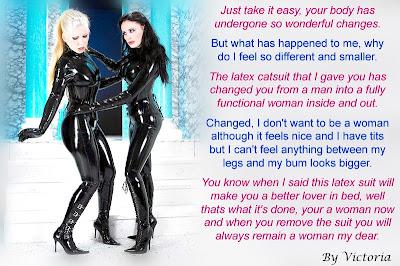 tg captions victoria s tg captions female suit