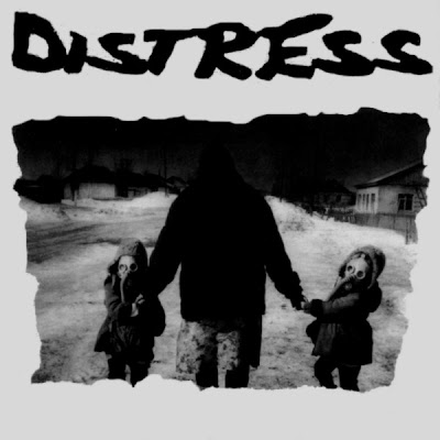 DISTRESS / MIND - Split  EP