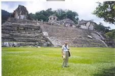 En el Palacio de Palenque