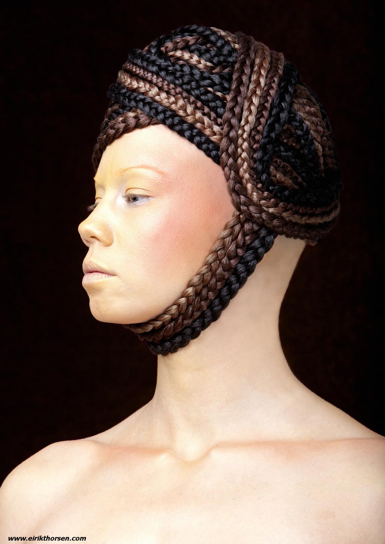 Avant Garde Designer: EIRIK THORSEN BLOG: Norwegian Avant Garde Hairdresser Of