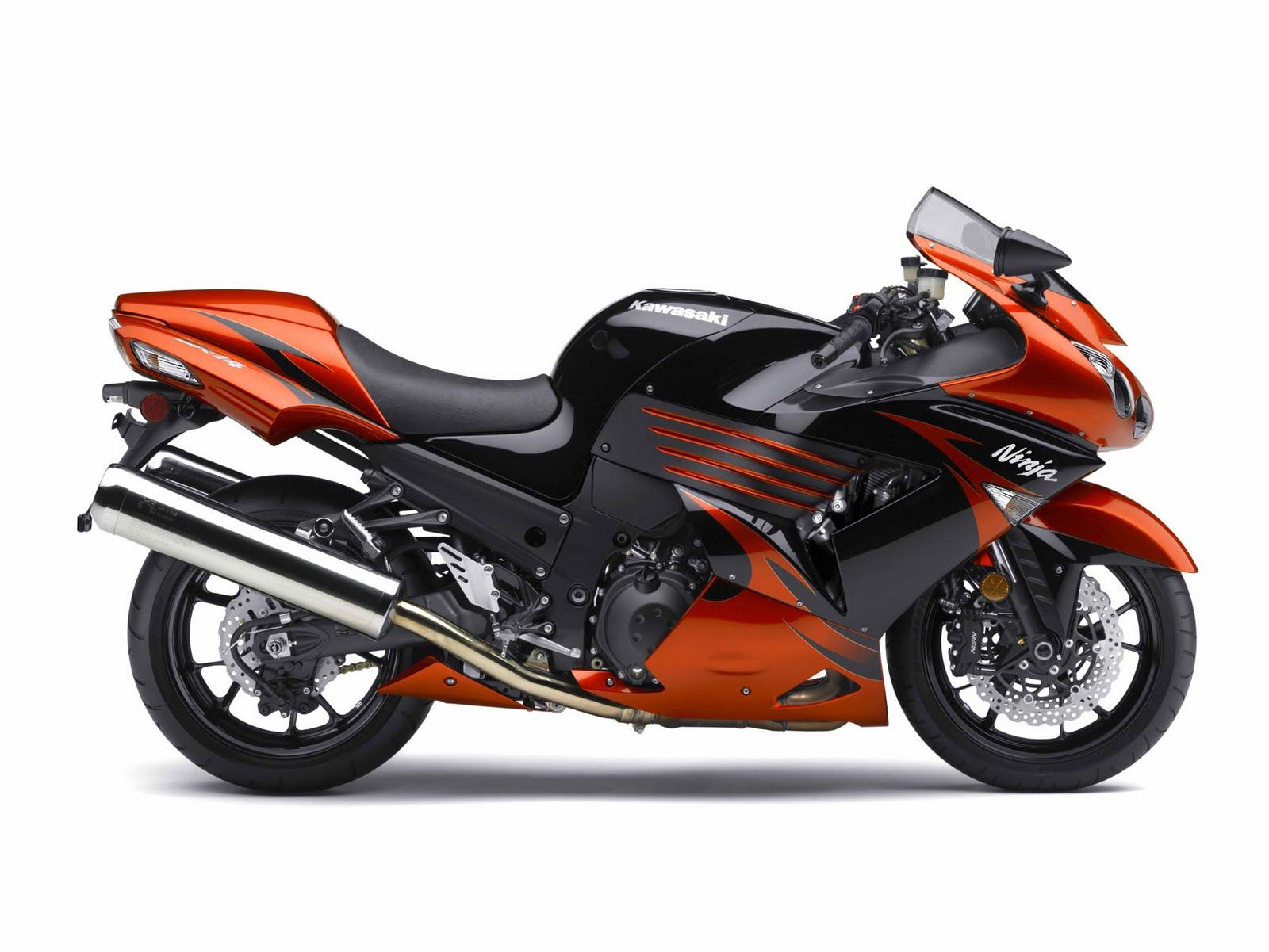 The Best Of Motorcycle: 2009 Kawasaki Ninja ZX-14