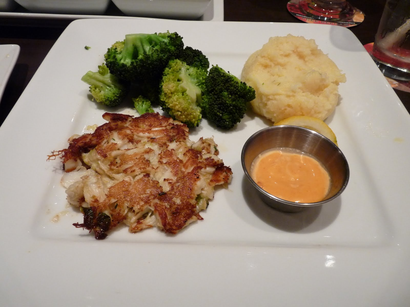 Ruby Tuesday Crab Cake Sauce