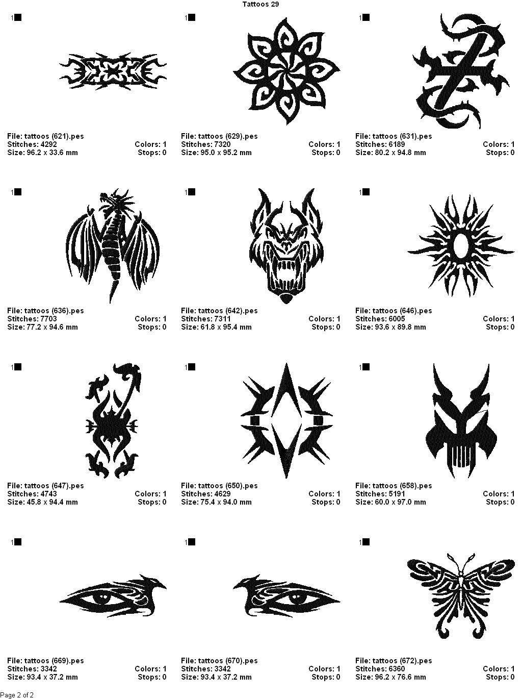 Celtic Symbols And Their Meanings Tattoos