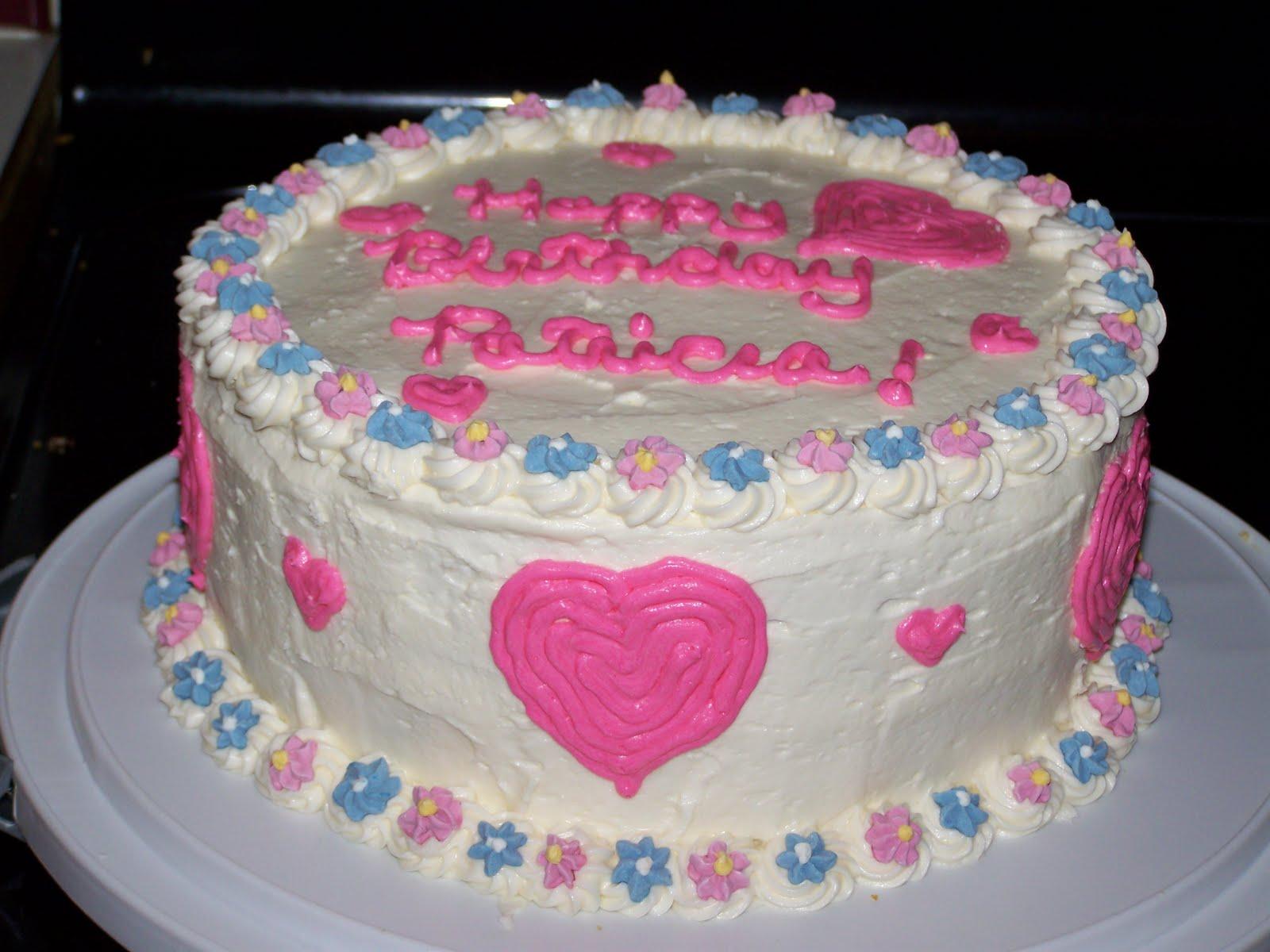 Sweetpea S Delights Happy Birthday Patricia
