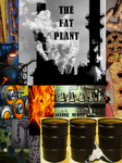 The Fat Plant by JoAnne McKay