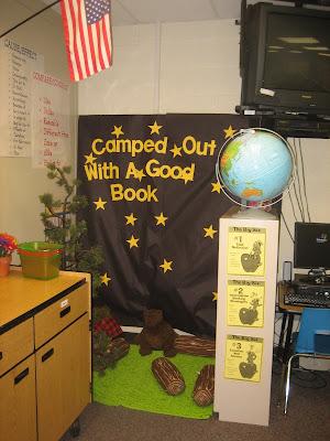 Classroom Ideas Reading Corner