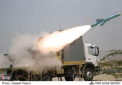 الصواريخ البحريه الايرانيه A4