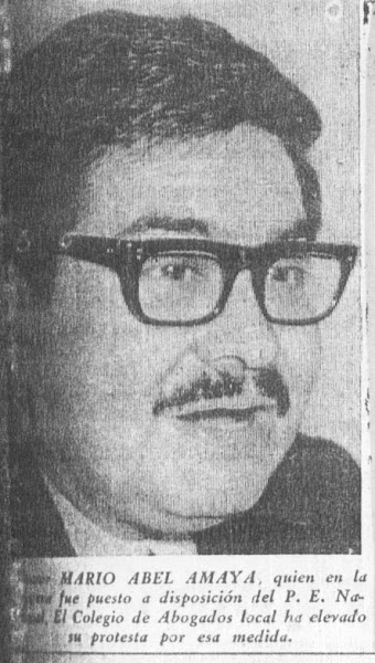 Mario Abel Amaya