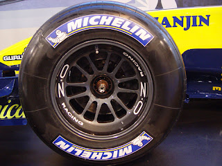 F1 n00b: your source for Formula 1 explained plain and simple: Tires