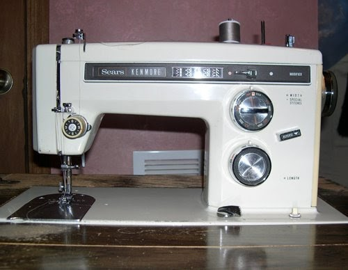 Sharon Sews Anyone What Year S Was Kenmore 1431 Sewing