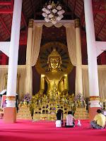 Buddha at Wat Phra Sing