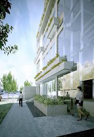 Edificio de oficinas/ Chillan