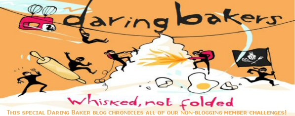 The Official Daring Baker Non-Blogging Member Blog!
