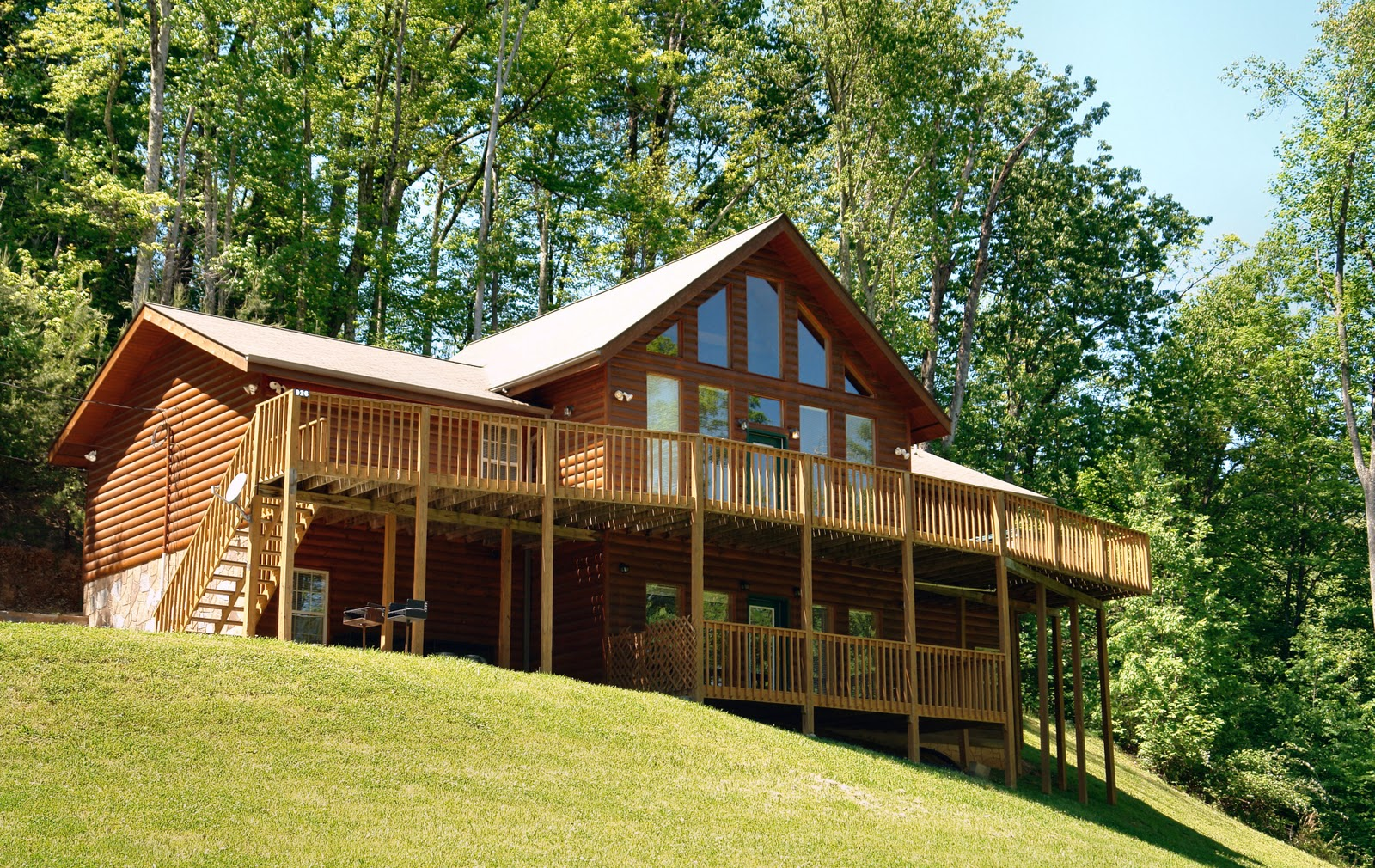 cabin the smoky awesome pigeon mountains blog of a rentals gatlinburg in cabins view best with