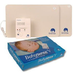 The Waiting Womb Babysense Infant Movement Monitor Review