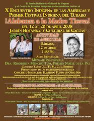 X Encuentro Indígena de las Américas y