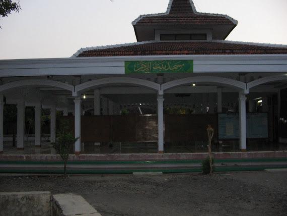 Masjid Sekarang