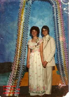 Its a Dogs Life Prom 1978 style