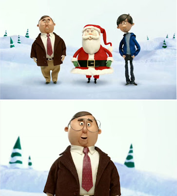 Apple Stop Motion Mac v PC & Santa!