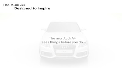 Audi A4 – Can you unmask it?