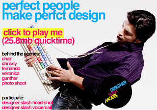 Perfect People Make Perfect Design