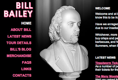 Busy Bees & Bill Bailey