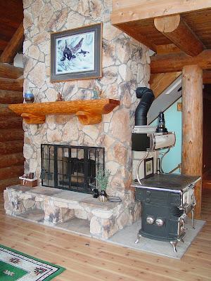 South Bay Log Home