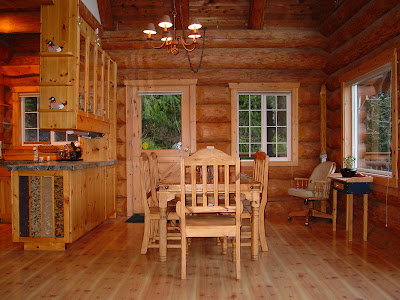 South Bay Log Home