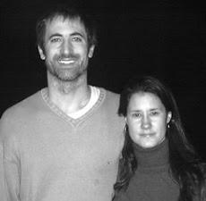 Nota a Gonzalo Villanueva y Viviana Foschi en Casting Porteña (Julio 2008)