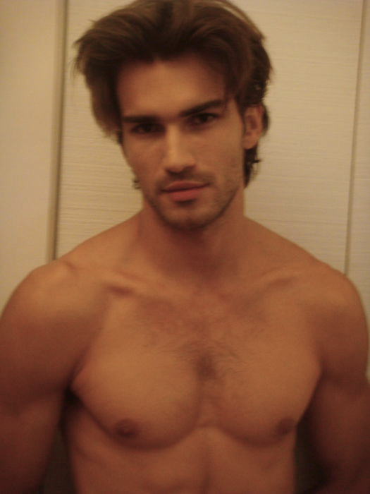CONTEMPO MODELS: Polaroid update... Bruno Santos.