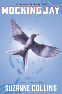 GIVEAWAY: Mockingjay by Suzanne Collins