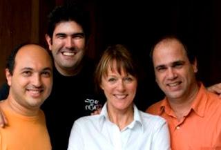 Josee Koning e Nosso Trio