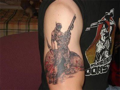 Funn, Weird and Bizarre Tattoos