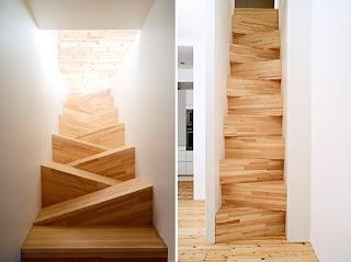 أغرب السلالــــــم ....  Crooked-staircase