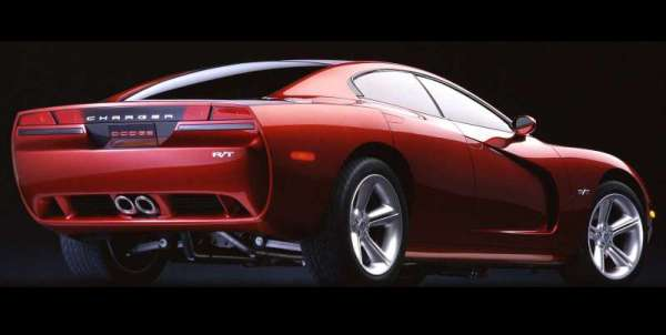 I Wish This Was The All New 2017 Or Dodge Charger Promise Of Revived Has Never Really Be Fufilled Concept Car From 1999