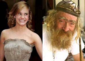 emma watson and Bob Smith