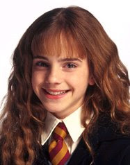emma watson(Hermione Granger)