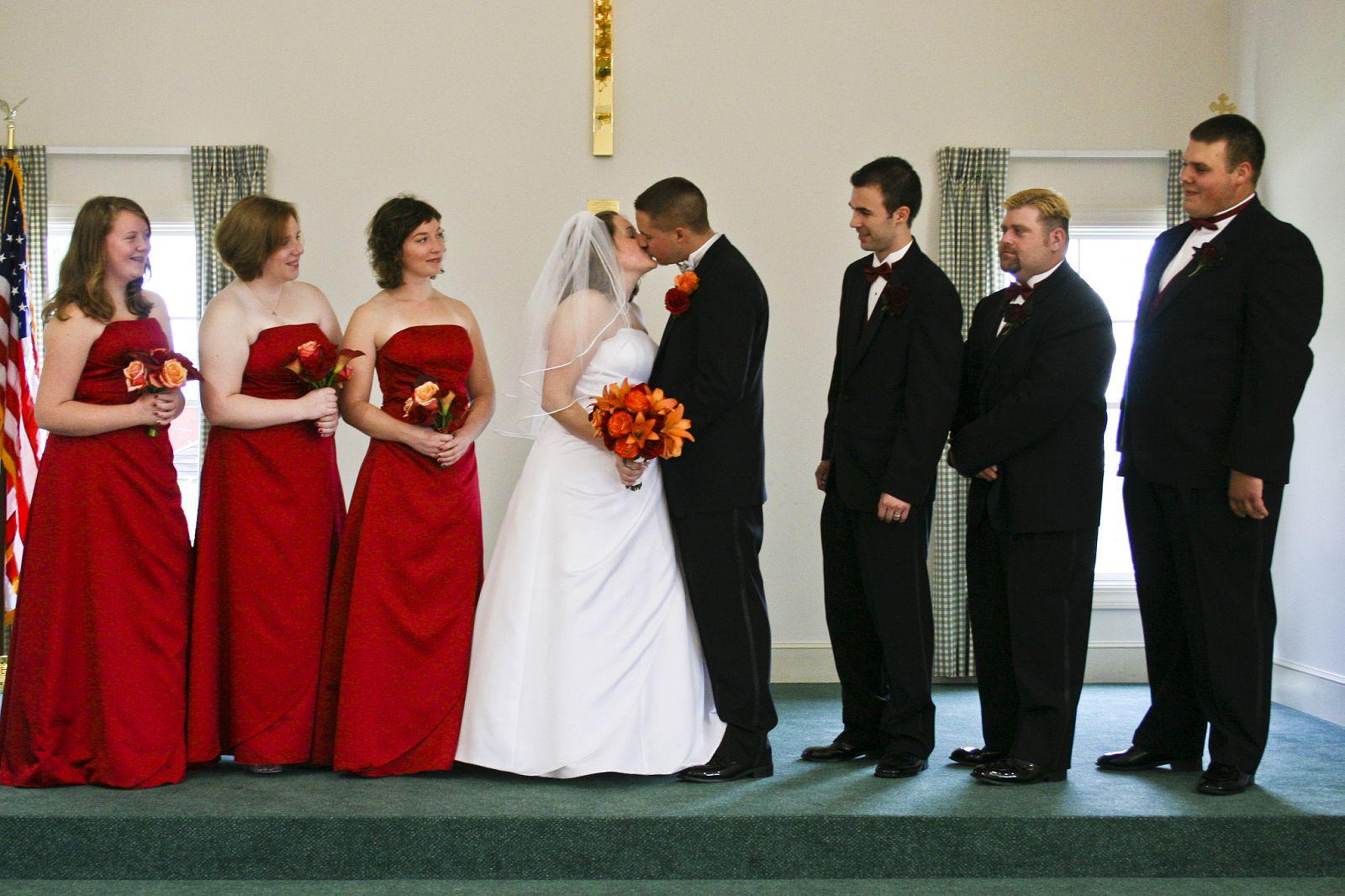 If I Got Married   : Kristen & Josh 9-22-2007