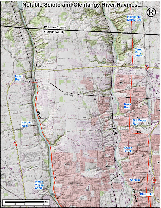 Image of Central Ohio Ravines