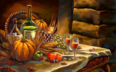 Funny Thanksgiving Wallpaper