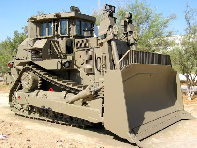 Caterpillar Equipment: Military Construction Equipment