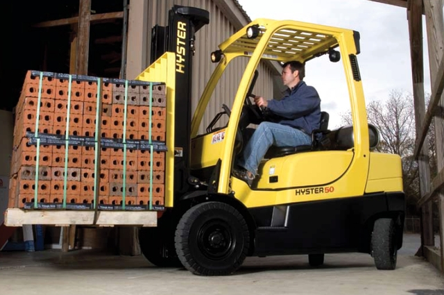 Used Hyster Lift Truck for Sale