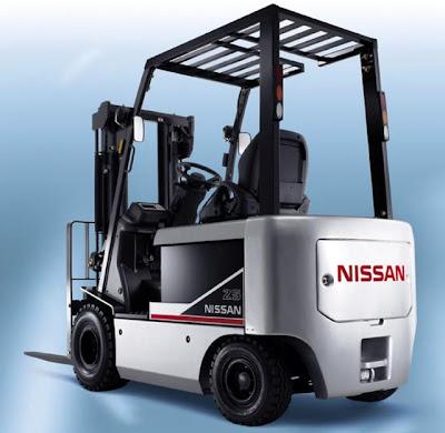 Used Nissan Forklifts for Sale