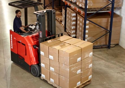 Used Raymond Forklifts