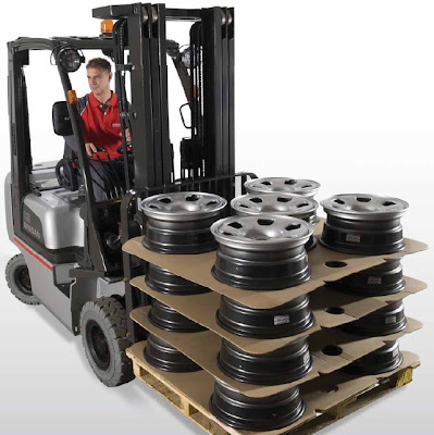 Used Nissan Forklifts