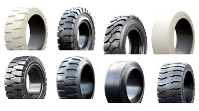 Clark Forklift Tires