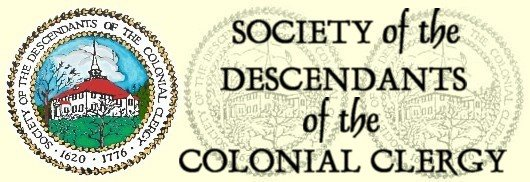 Society of the Descendants of the Colonial Clergy