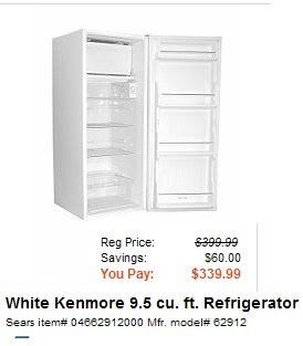 The Difference In Hours Worked To Purchase A 9 Cu Foot Rox Sears Refrigerator Two Years Is Displayed Graphically Below